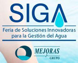 SIGA: Feria de Soluciones Innovadoras para la Gestión del Agua