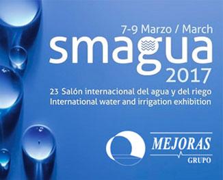 SMAGUA: 23 Salón Internacional del agua y el riego