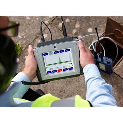 Microcorr Touch pro 4 Localización de fugas Detección y localización de fugas Correladores Mejoras Energeticas