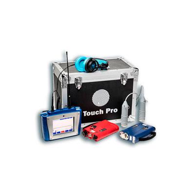 Microcorr Touch pro Localización de fugas Detección y localización de fugas Correladores Mejoras Energeticas