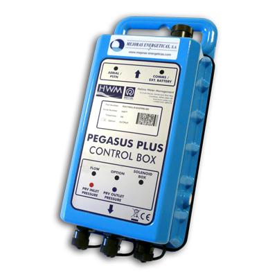 Pegasus GPRS 2 Regulación de presiones Gestión avanzada de presiones Monitorización online de las redes Mejoras Energeticas