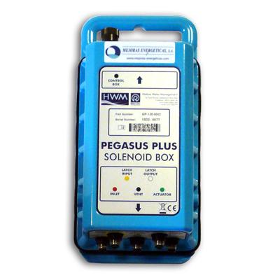 Pegasus GPRS 3 Regulación de presiones Gestión avanzada de presiones Monitorización online de las redes Mejoras Energeticas