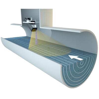 Raven eye 2 Caudalimetro para agua Monitorización online de las redes Mejoras Energeticas