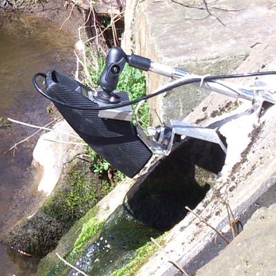 Raven eye 3 Caudalimetro para agua Monitorización online de las redes Mejoras Energeticas