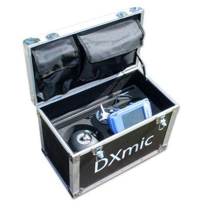 geofono DXMIC maleta de transporte