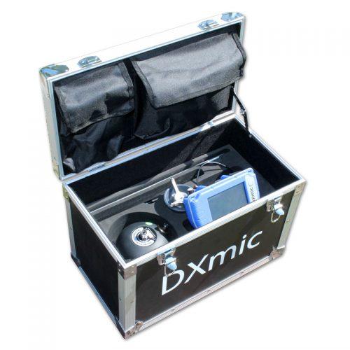DXmic 2 Geófono de localización de fugas de agua Mejoras Energeticas