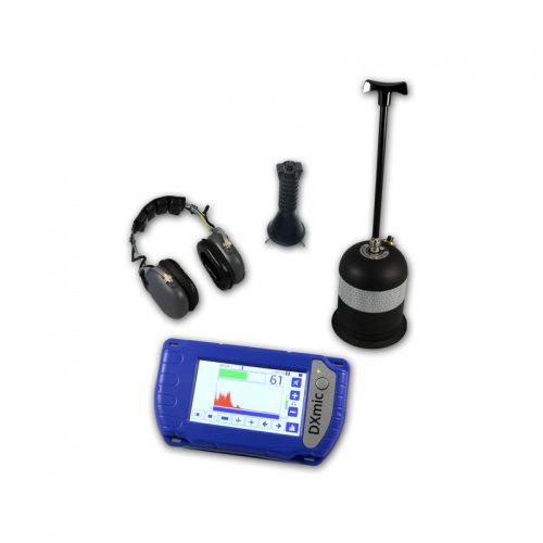 DXmic Geófono de localización de fugas de agua Mejoras Energeticas