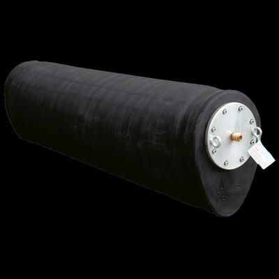 Obturadores para aplicación en tuberías de perfil ovoide