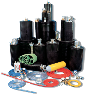 Obturadores neumáticos de aplicación general