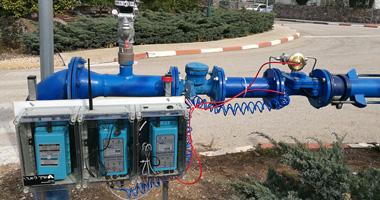 Pegasus, control de válvulas reguladoras de presión
