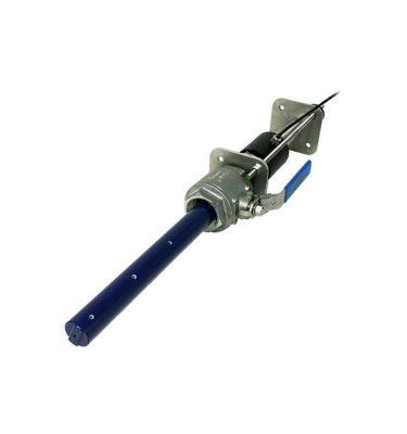 Caudalímetro de inserción multi-punto