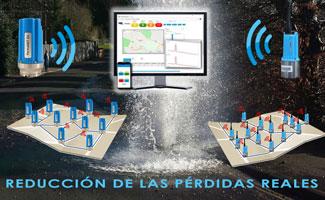Detección y localización de fugas de agua